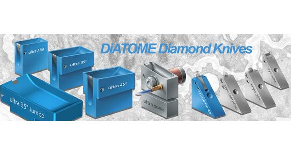 DiATOME Knives